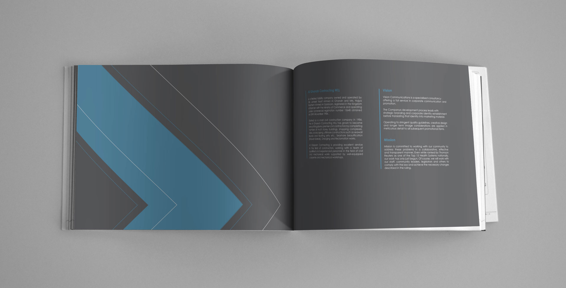 Corporate Profile | Design Work